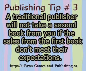 Publishing Tip # 3